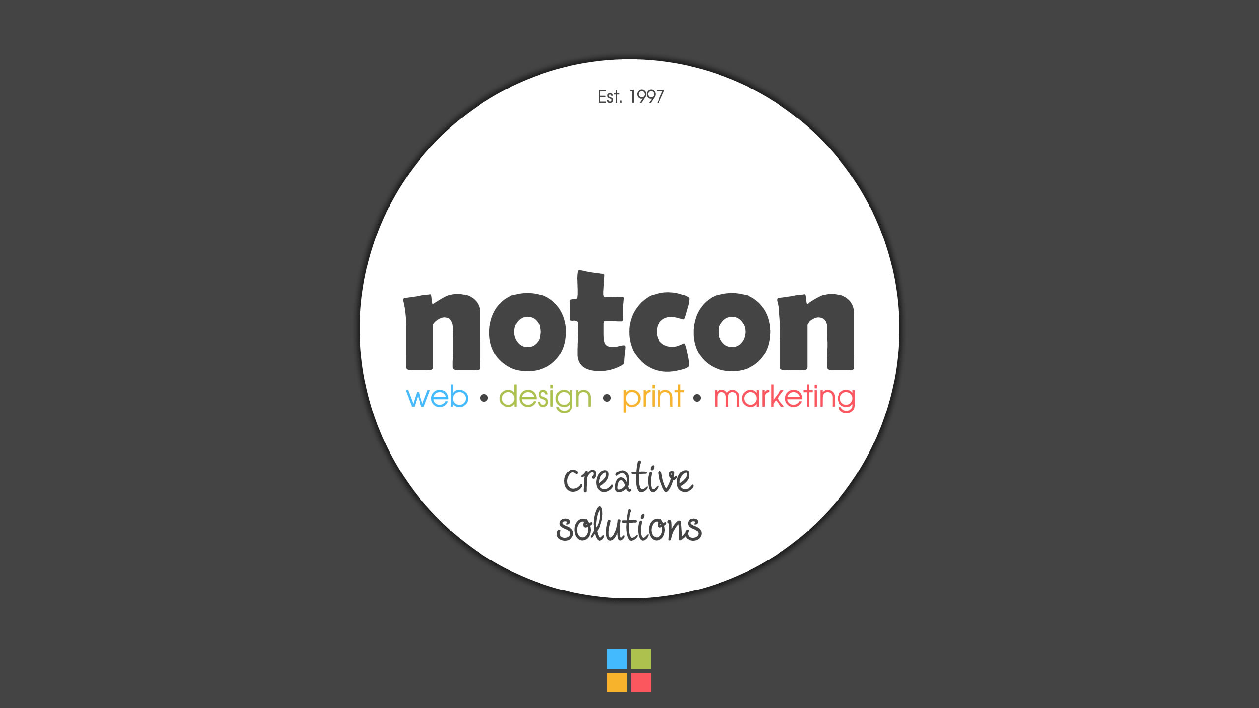 notcon - website designers, printers, graphic designers and online marketing firm