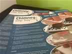 Chimney Drip Tray - Logo - 4 Page Multi-Langauge User Guide