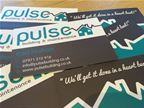 Pulse Builders - Logo and Card - Print and Design