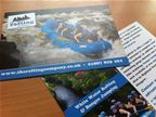 The Rafting Company  - Logo Design & Flyers